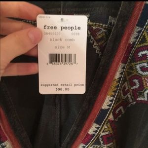 Free People Tops - Free People Around The World crop top